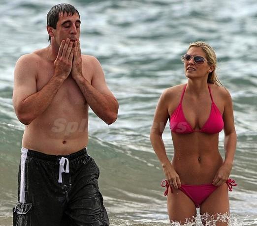 Sportige Aaron Rodgers Girlfriend Pics 2012-2840