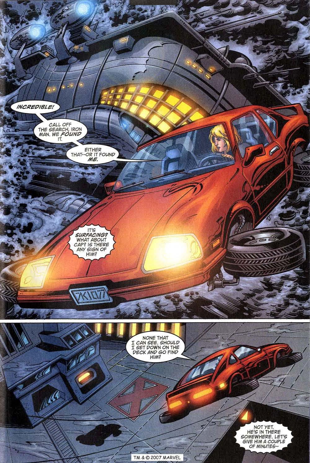 Captain America (1998) Issue #46 #53 - English 27