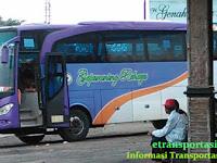 Review Bus Gapuraning Rahayu Jakarta-Cilacap