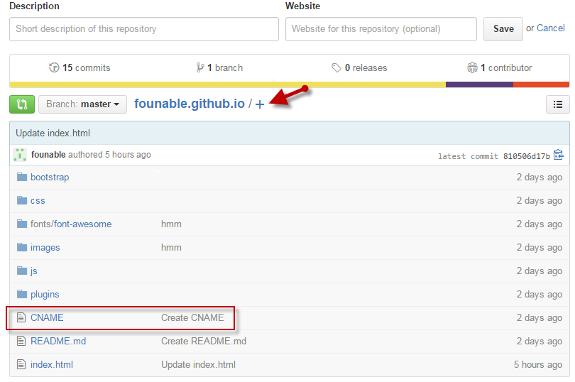 Free Static Page Hosting Via GitHub Pages and Google Domain