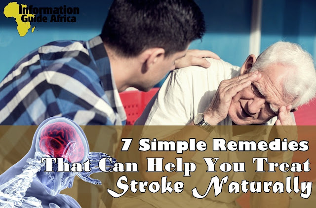 How to Treat Stroke Naturally - 7 Simple Remedies