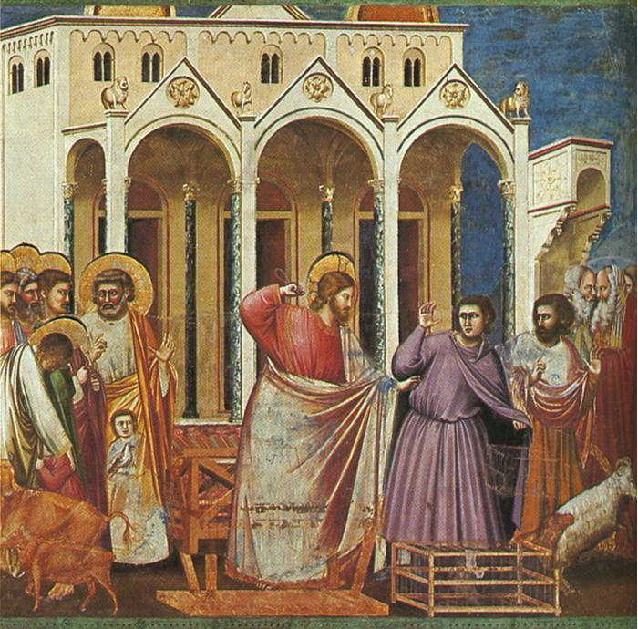 Shoot First, Mumble Later: Jesus, money changers and money ...