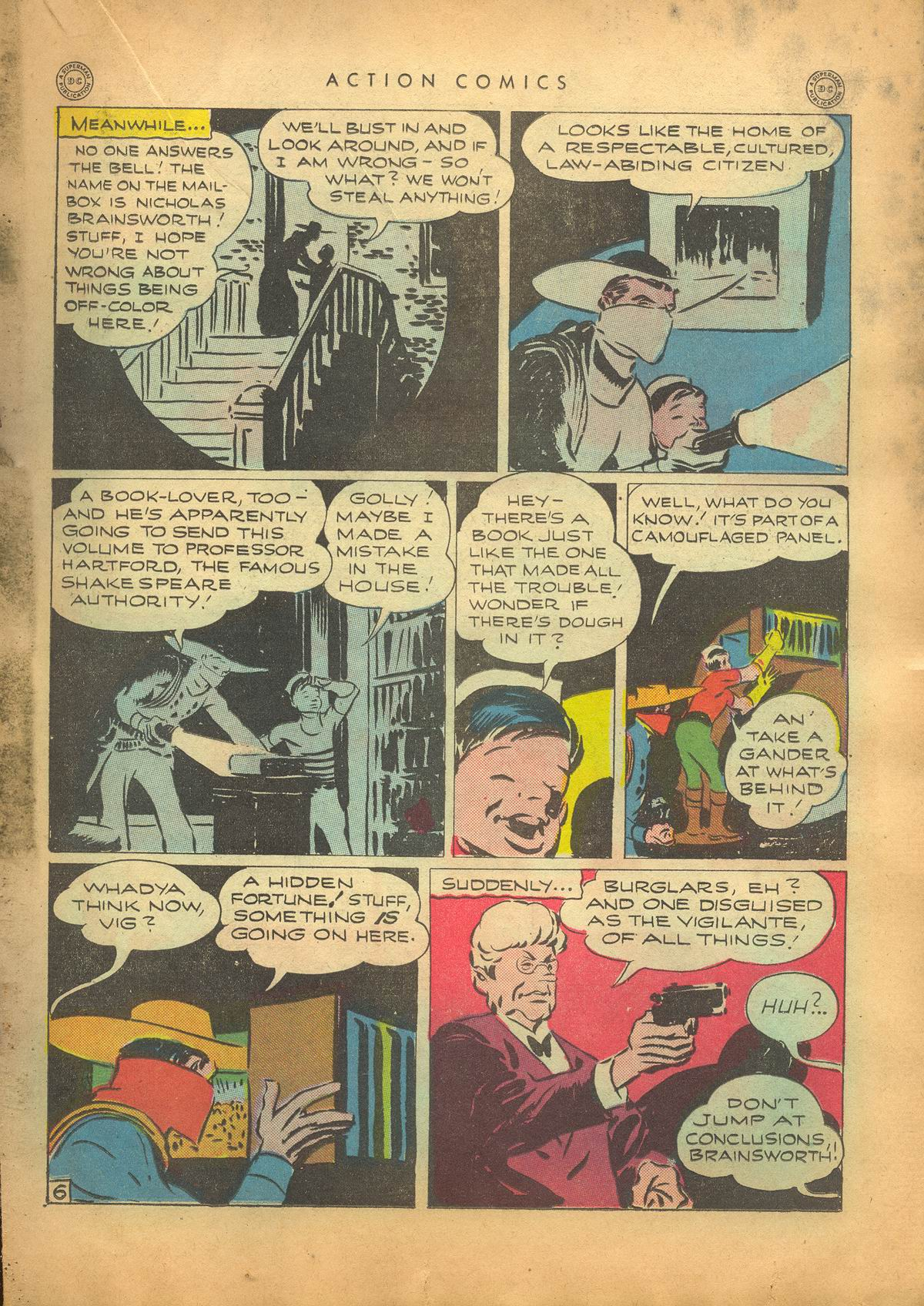 Read online Action Comics (1938) comic -  Issue #95 - 28