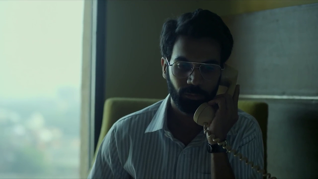 Omerta (2017) Full Movie Hindi 720p HDRip ESubs Download