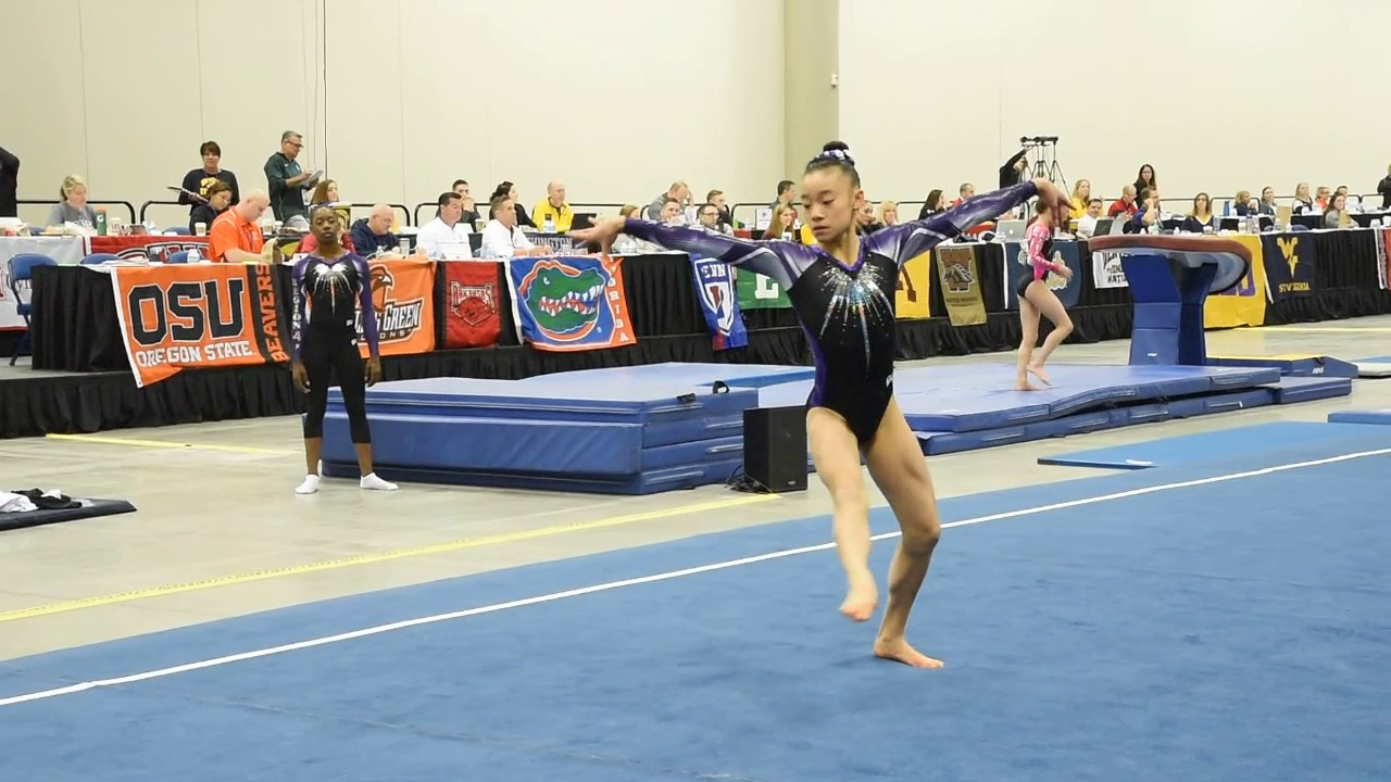 Our 10 Favourite Floor Routines Of The 2017 Pu0026G Championships