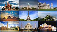Dünyanın En Ünlü 10 Şehir Simgesi
