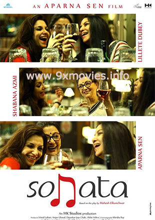 Sonata 2017 Hindi 720p HDRip 800mb