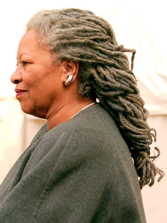 The portrayal of african americans in the book playing in the dark by toni morrison