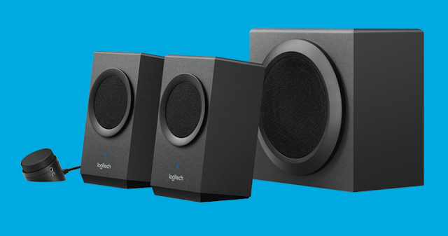 Logitech Z337 Bluetooth Streaming 2.1 PC Speakers