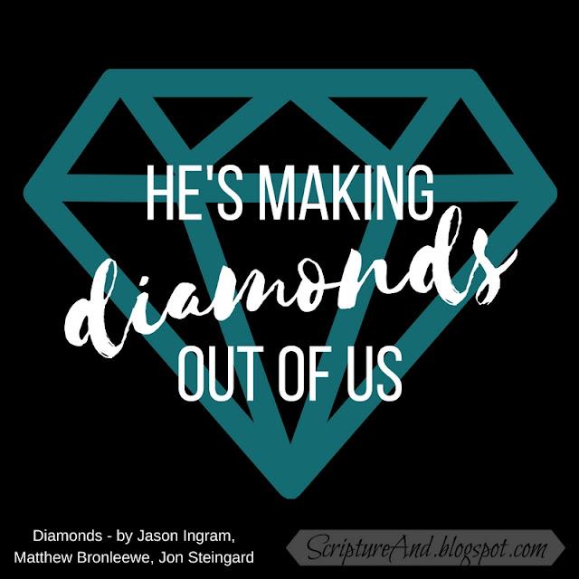 Hawk Nelson - He's Making Diamonds Out of Us | scriptureand.blogspot.com