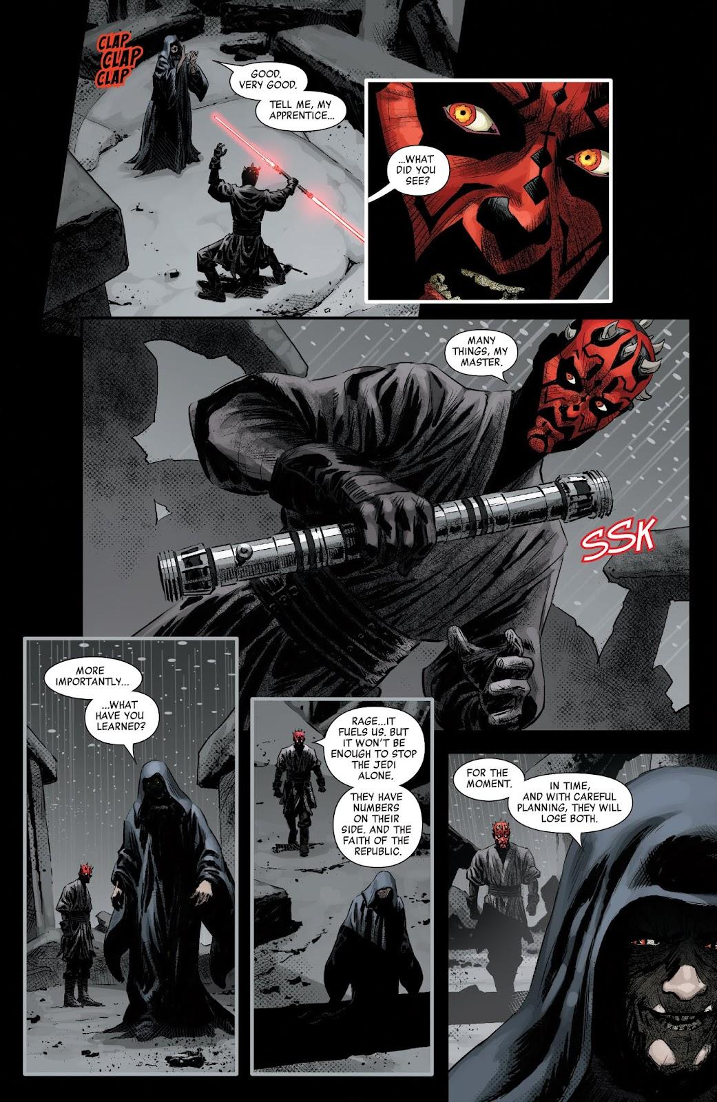 Read online Star Wars: Age of Republic - Darth Maul comic -  Issue # Full - 21
