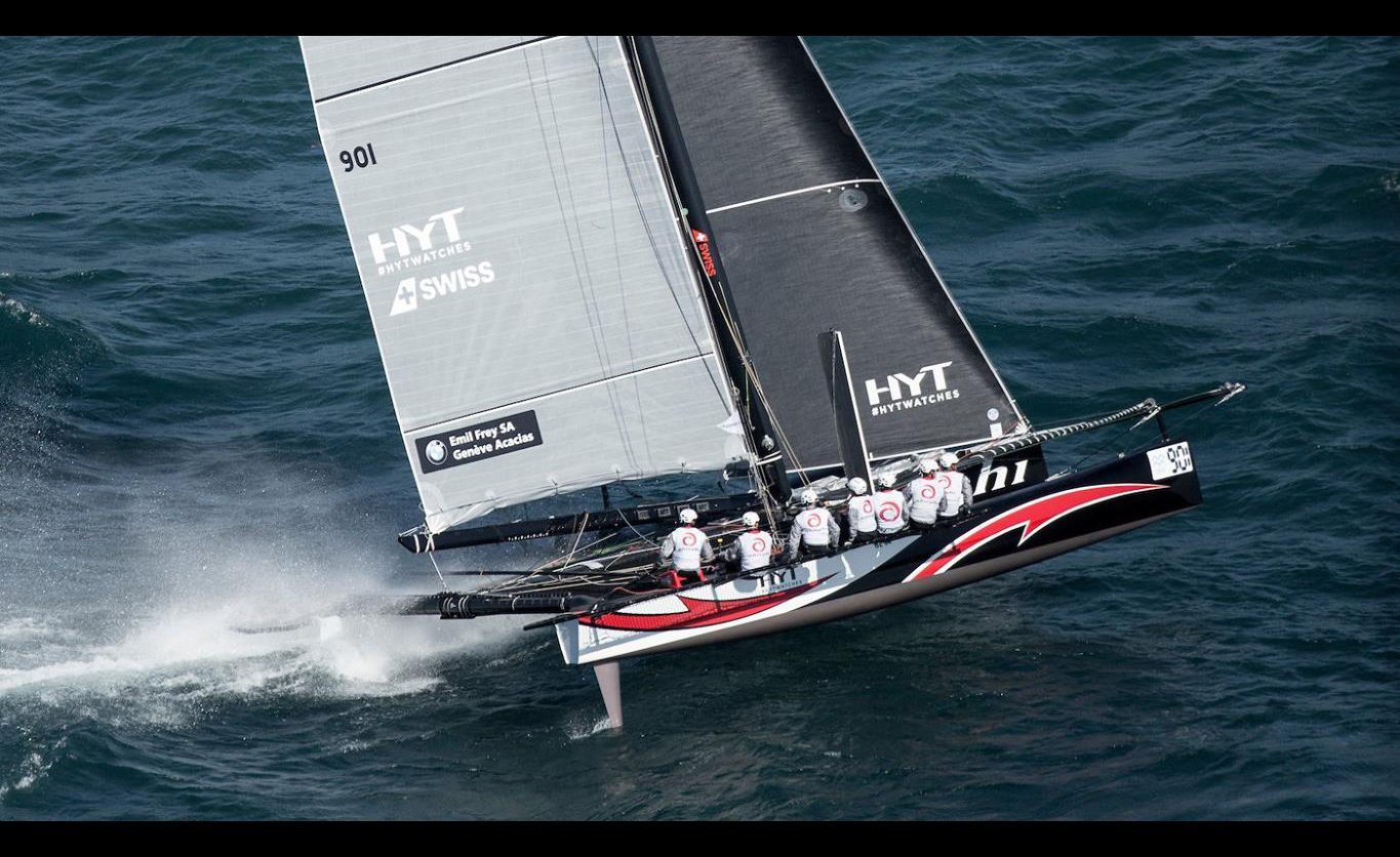 Bol D Or 2017 : bol d 39 or mirabaud 2017 alinghi 1st catamaran racing news design ~ Maxctalentgroup.com Avis de Voitures