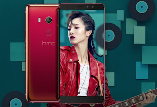 Review Ponsel HTC U11 Smartphone Android 2018