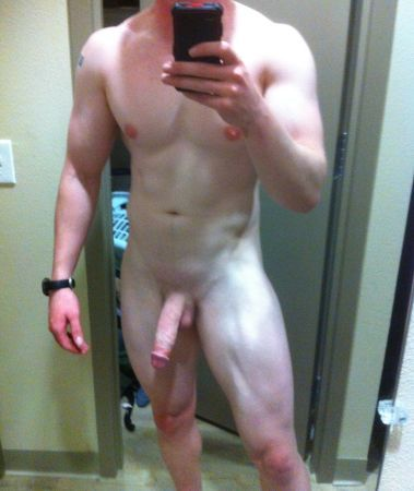 sexy naked guys no face