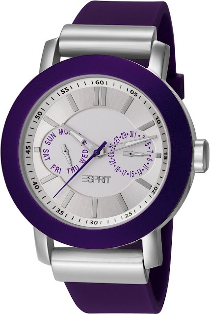 Esprit Loft Purple Women Watches Price India