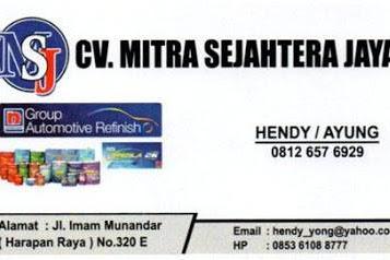 Lowongan CV. Mitra Sejahtera Jaya Pekanbaru Maret 2019