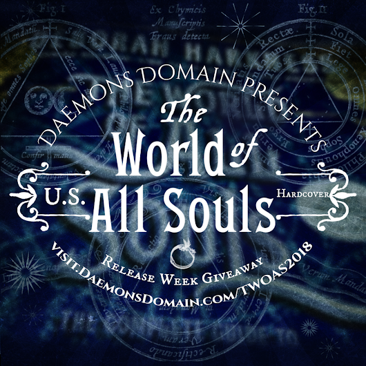 The World of All Souls - Release Week Giveaway!