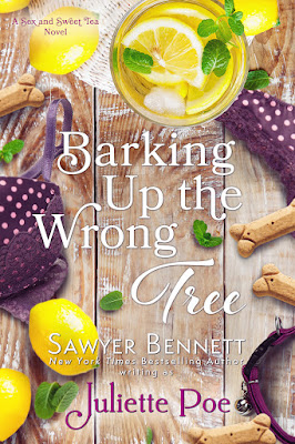 Bea's Book Nook, Review, Barking Up the Wrong Tree, Juliette Poe