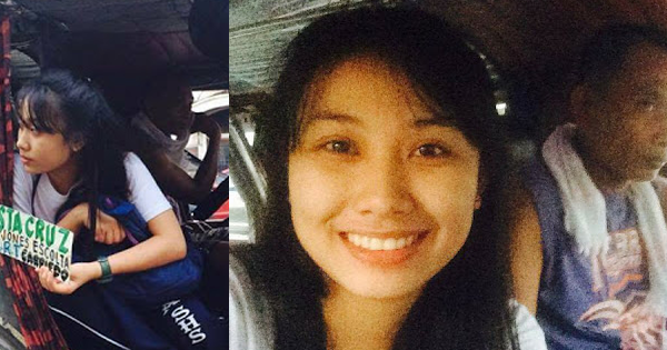 Daughter of a jeepney driver made a great post that will surely warm your heart.