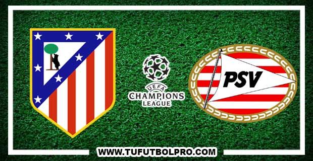 Ver Atlético Madrid vs PSV EN VIVO Por Internet Hoy 23 de Noviembre 2016