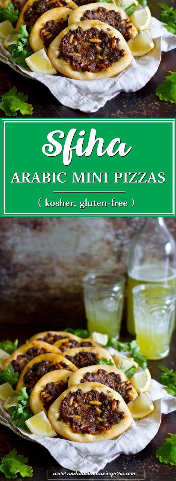 sfiha_arabialainen minipizza_Hebron_kosher_gluteeniton_Andalusian auringossa_ruokablogi_matkablogi_PIN ME
