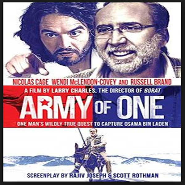 Army of One, Film Army of One, Army of One Synopsis, Army of One Trailer, Army of One Review, Download Poster Film Army of One 2016
