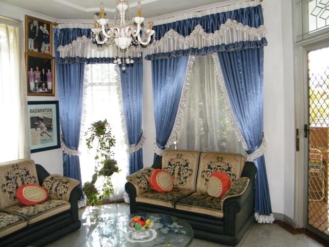 interior ruang tamu rumah minimalis sederhana