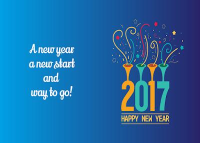 Happy New Year 2017 Whatsapp Status