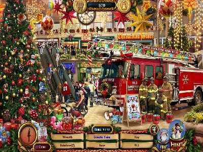 Christmas Wonderland 5 wallpapers, screenshots, images, photos, cover, poster