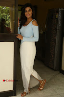 Anisha Ambrose Latest Pos Skirt at Fashion Designer Son of Ladies Tailor Movie Interview .COM 1105.JPG