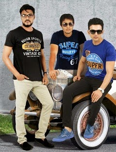 TSX Men's T-shirts – Set Of 3 for Rs.599 Only at  HomeShop18 with Free Home Delivery (For Today Only)