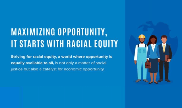 Maximizing Opportunity, It Starts With Racial Equity