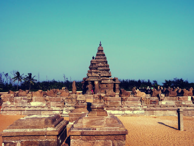 UNESCO World Heritage Sites, Mahabalipuram Tamilnadu