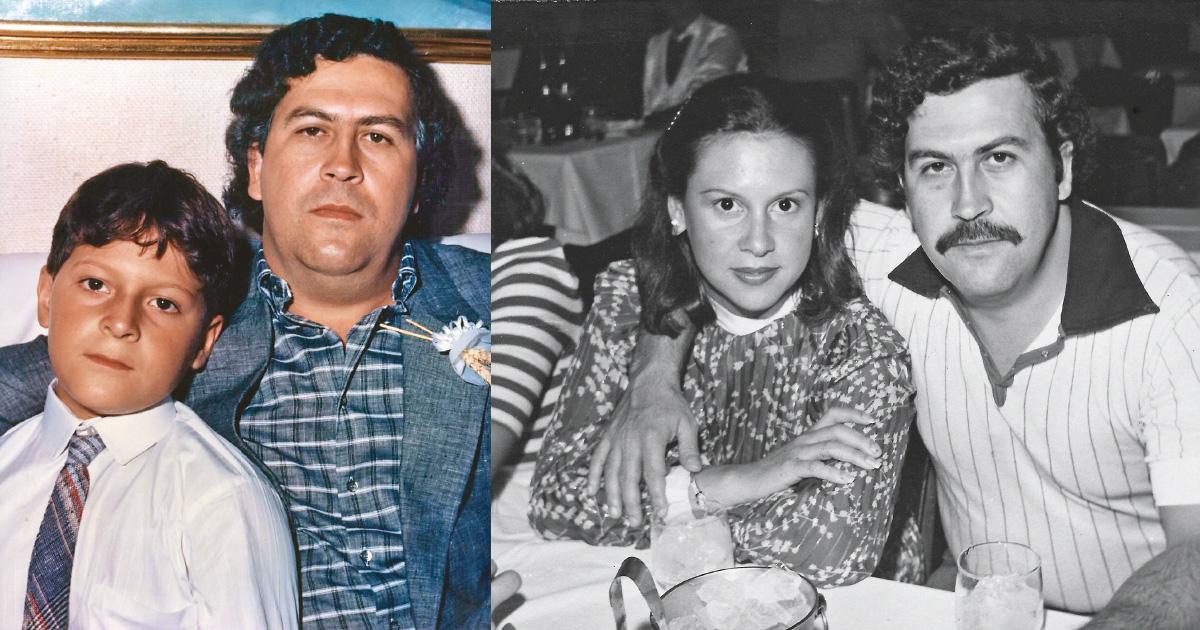 Así luce hoy la pequeña hija de Pablo Escobar - Imagen 2