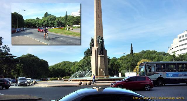 Boulevar Artigas, próximo Parque Battle | Montevidéu