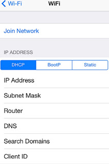 iPhone7 Manual Guide Connect to Wi-Fi