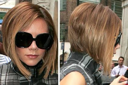 Victoria Beckham Hairstyles Best Hairstyles One