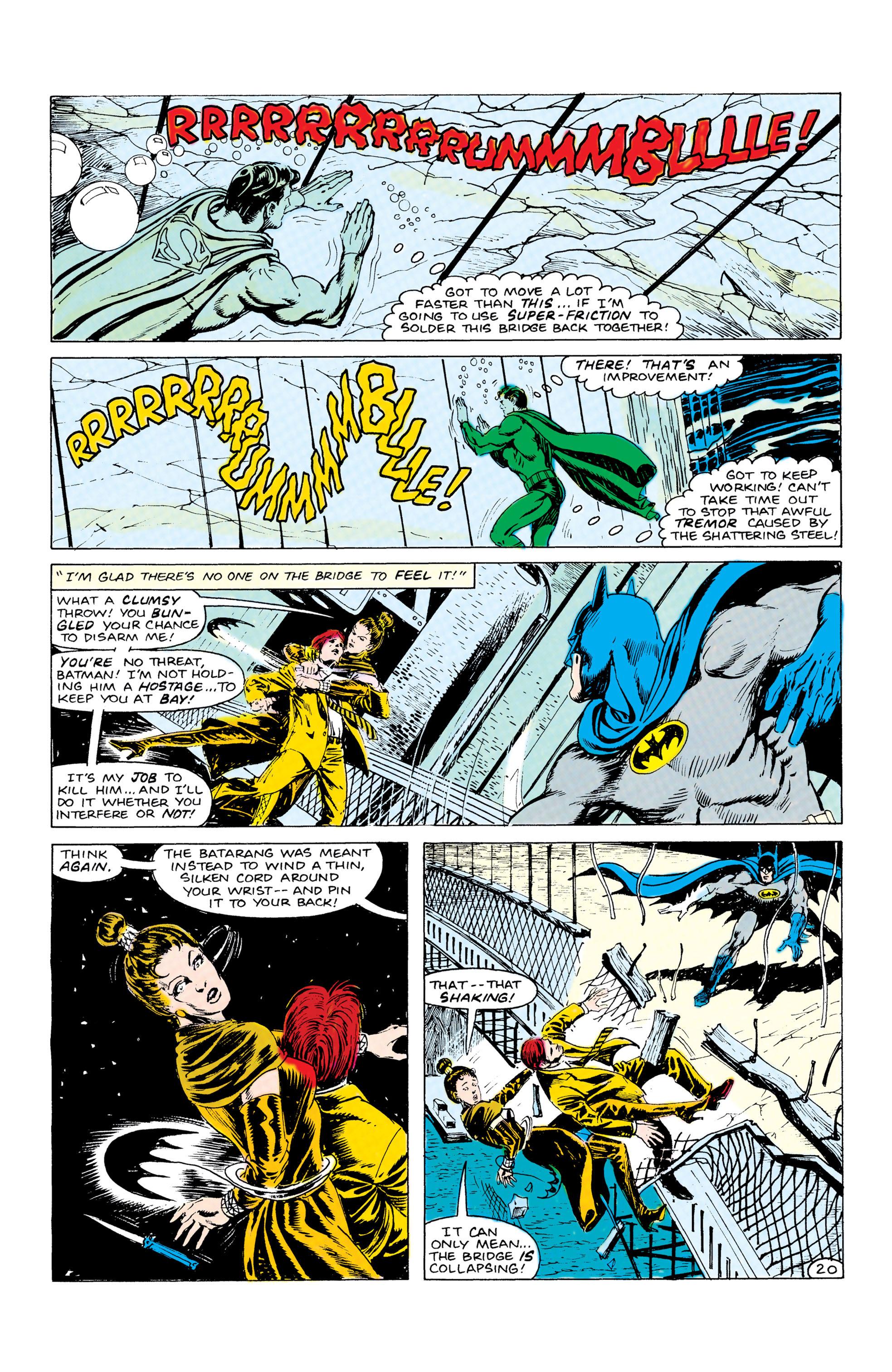 Read online World's Finest Comics comic -  Issue #314 - 21