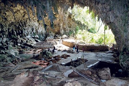 Liang Bua, Goa Manusia Purba Homo Florensis