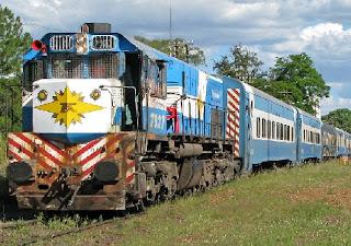 Misiones busca recuperar el Ferrocarril Urquiza