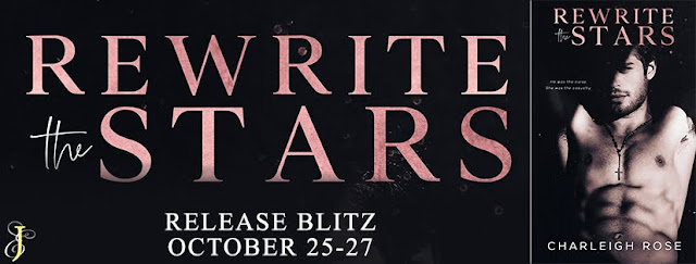 My Book Review + Release Blitz REWRITE THE STARS by Charleigh Rose