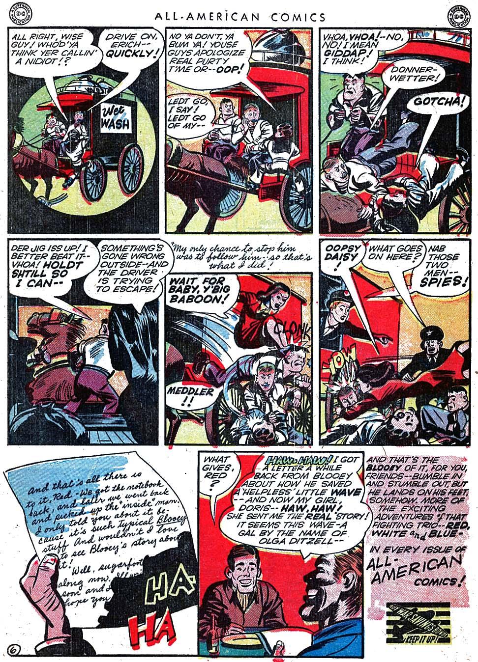Read online All-American Comics (1939) comic -  Issue #62 - 40