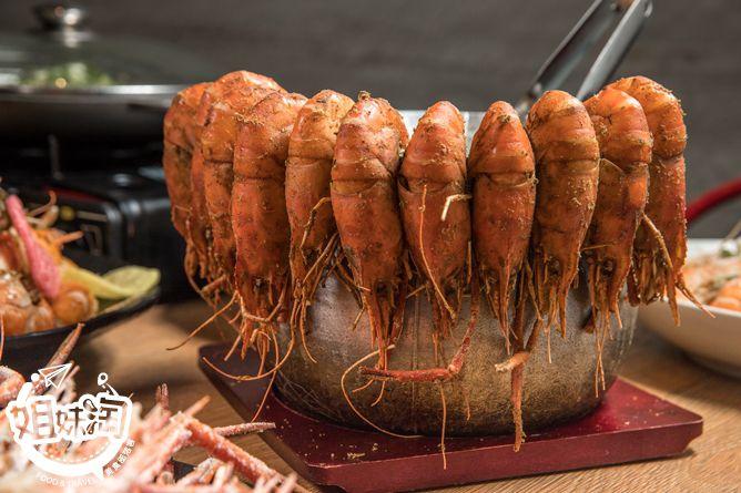 水明蝦紅頭泰國蝦料理-苓雅區海鮮料理推薦