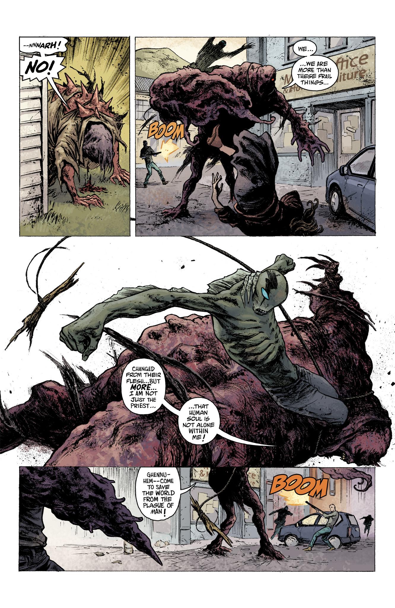 Read online Abe Sapien comic -  Issue #3 - 8