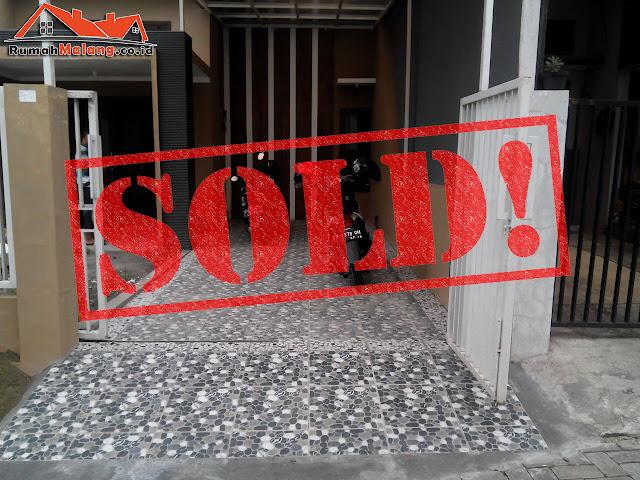 rumah dijual di batubara malang kota