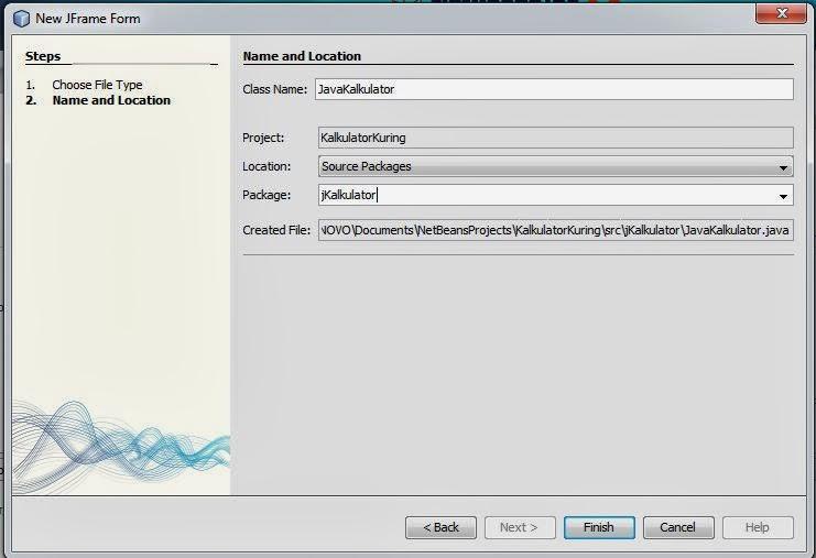 Cara Menginputkan Data Dari JTextField Ke Dalam JTable Di Java Netbeans