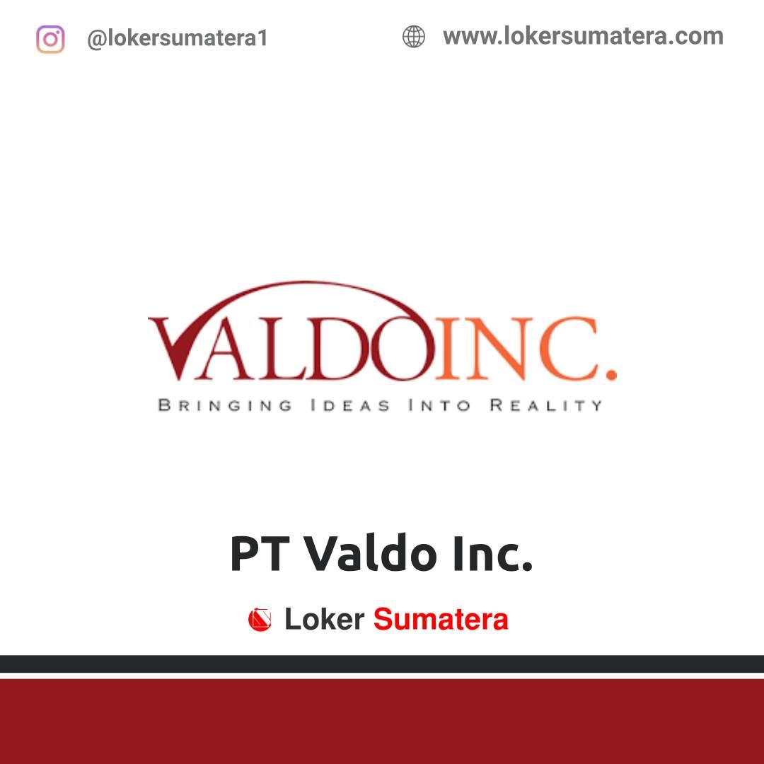 Lowongan Kerja Pekanbaru: PT Valdo Inc April 2021