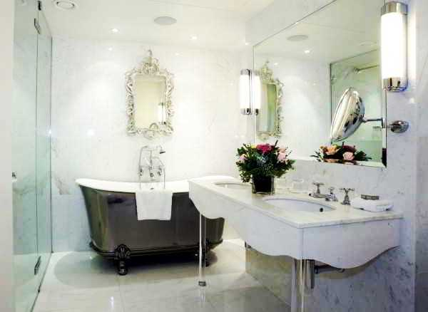Beautiful Bathroom Design Photos: Grandes E Pequenos. Confira