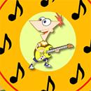 Phineas y Ferb Sound Memory juego