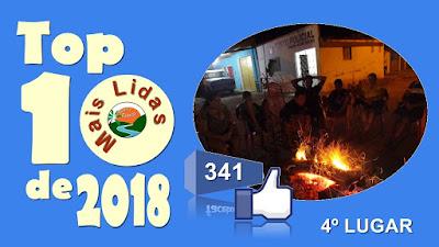 Top 10 de 2018 - 4º lugar